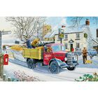 Gritting the Road 1000 Piece Jigsaw Puzzle image number 2