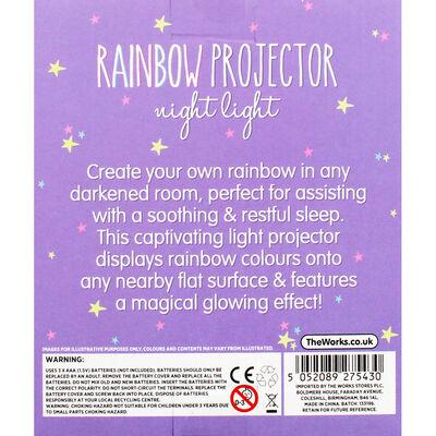 Rainbow Projector Night Light image number 4