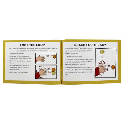 Learn To Play - Yo-Yo image number 3