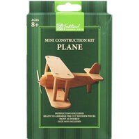 Mini Construction Plane Kit