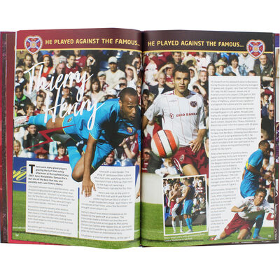 The Official Heart of Midlothian Annual 2020 image number 2