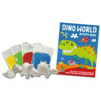 Dinosaur Clay Modelling Kit