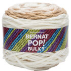 Bernat Pop Bulky Cafe Au Lait Yarn - 280g image number 1