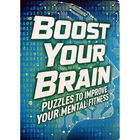 Boost Your Brain Puzzle Book image number 1