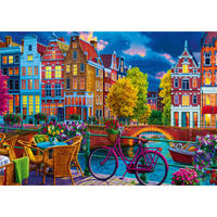 Cosy Street 1000 Piece Jigsaw Puzzle