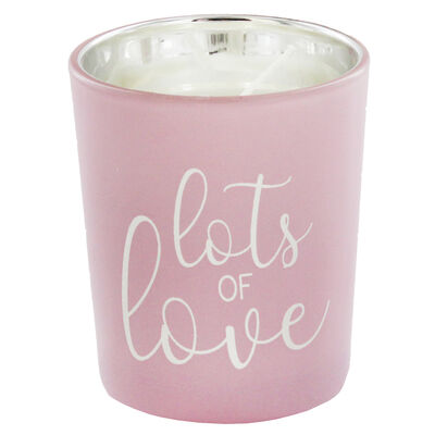 Lots Of Love Fresh Vanilla Candle image number 3