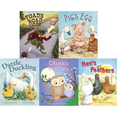 Stories and Fun: 10 Kids Picture Books Bundle image number 3