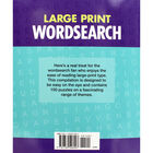 Large Print Wordsearch - 100 Easy to Read Puzzles image number 3