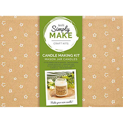 Simple Make - Soy Candle Making Kit image number 1