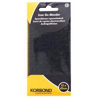 Korbond Iron on Mender 45 x 12cm: Jeans
