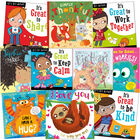 The Engaging Educational Bundle: 10 Kids Picture Books Bundle image number 1