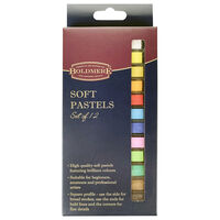 Boldmere Soft Pastels: Set of 12