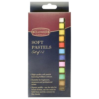 Boldmere Soft Pastels: Set of 12 image number 1