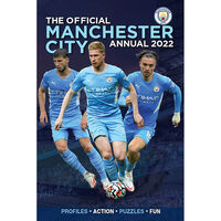 The Official Manchester City Annual 2022