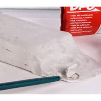DAS 1kg White Modelling Clay