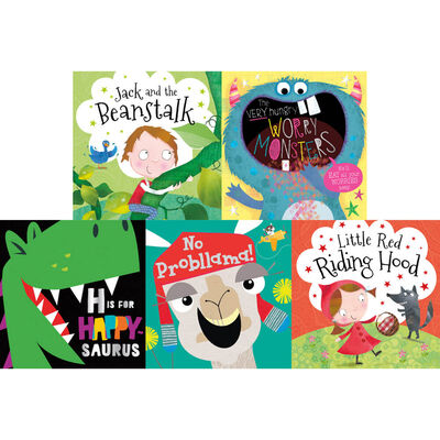 The Awesome Adventure: 10 Kids Picture Books Bundle image number 3