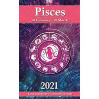 Horoscopes 2021: Pisces