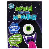 Mould Your Own Monster