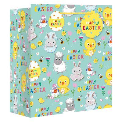 Easter Assorted Gusset Gift Bag Bundle of 10 image number 3