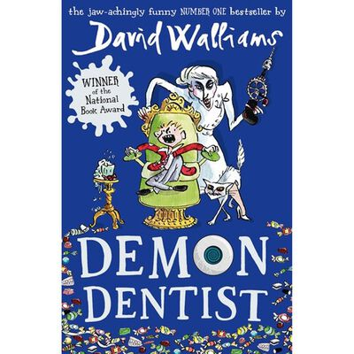 The World of David Walliams: 6 Book Box Set image number 4
