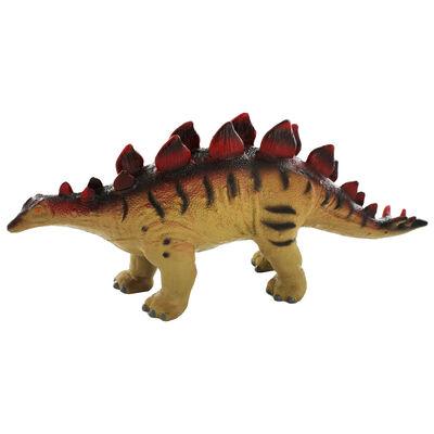 12 Inch Stegosaurus Soft Dinosaur Figure image number 1