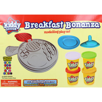 Breakfast Bonanza Modelling Dough Play Set image number 4