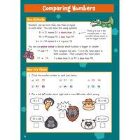 Maths Activity Book: Ages 6-7