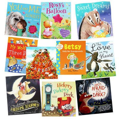 Sweet Dreams - 10 Kids Picture Books Bundle image number 1