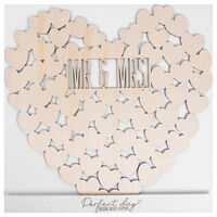 Wooden Wedding Wishes