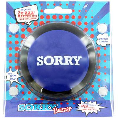 Novelty Sorry Buzzer image number 1