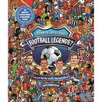 Where are the Football Legends?