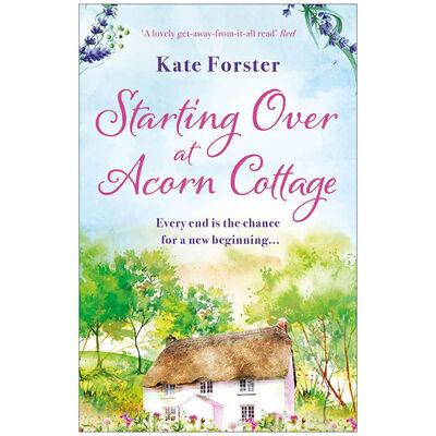 Starting Over at Acorn Cottage image number 1