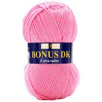 Bonus DK: Pink Yarn 100g