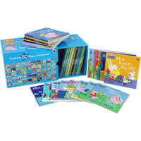 The Ultimate Peppa Pig Collection: 50 Book Box Set