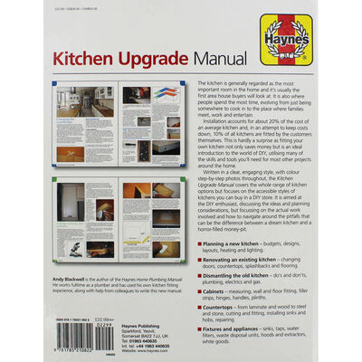 Haynes Kitchen Upgrade Manual image number 3