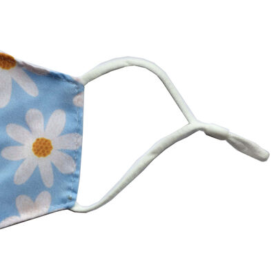 Daisy Reusable Face Covering image number 2