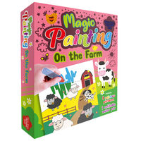 Magic Painting: On the Farm