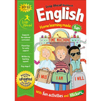 Leap Ahead Workbook: English 10-11 Years