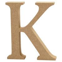 MDF Letter: K
