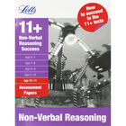 Letts Non Verbal Reasoning Assessment Papers: Age 10-11 image number 1