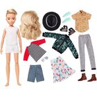 Creatable World Deluxe Character Kit: Blonde Wavy Hair image number 2