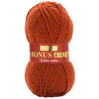 Bonus Chunky: Paprika Yarn 100g