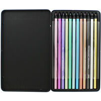 Spectrum Noir Metallic Pencils: Pack of 12