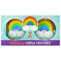 Rainbow Hand Hotties: Pack of 2
