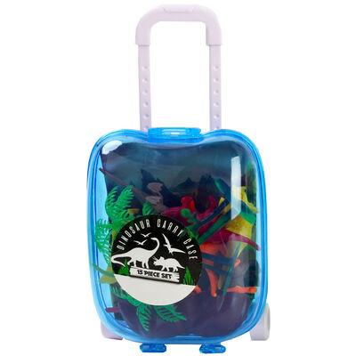 Assorted Mini Dinosaur Carry Case Set image number 3