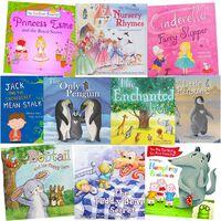 Teddy Bear Secrets: 10 Kids Picture Books Bundle