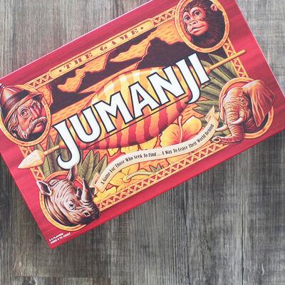 Jumanji Board Game image number 3