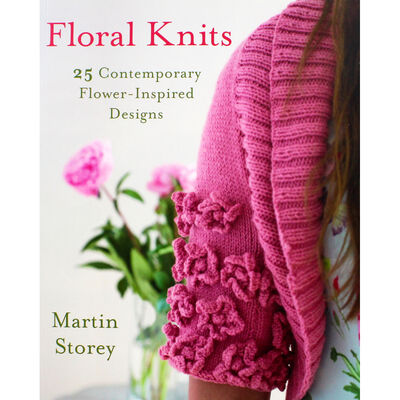 Floral Knits: 25 Contemporary Flower-Inspired Designs image number 1