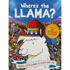 Where's the Llama? image number 1