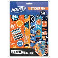 Nerf Nation Sticker Fun